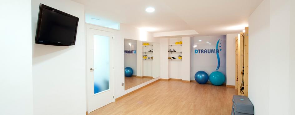 Dtrauma traumatolog a y fisioterapia for Tecnicas vanguardistas